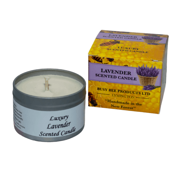 Busy Bee Lavender Scented Candle