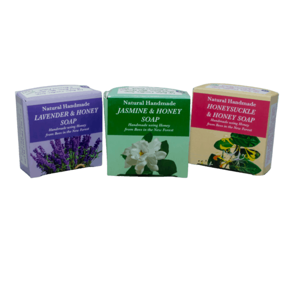 Busy Bee Products Soap Bundle