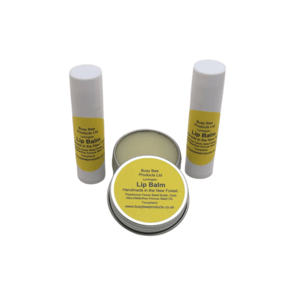 Cosmetics Handmade Pure Natural Lip Balm
