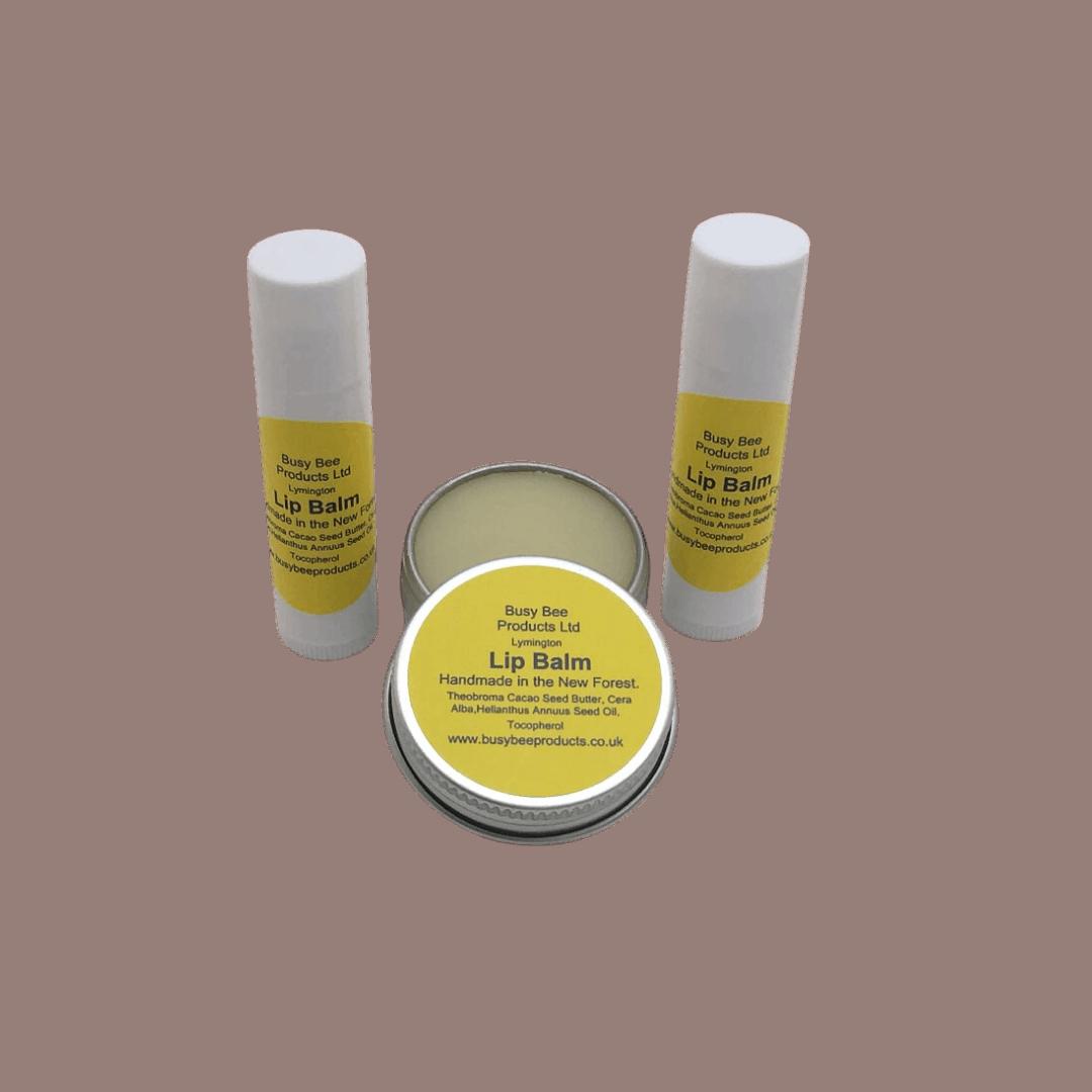 Cosmetics Handmade Pure Natural Lip Balm