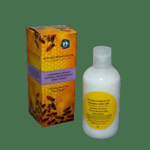 Handmade Moisturising Lavender & Honey Body Lotion