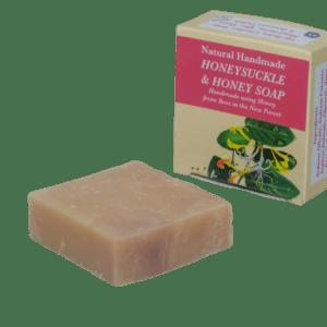 Honeysuckle Natural Handmade Soap with Honey
