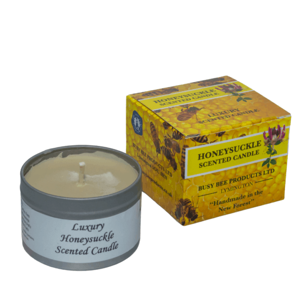 Honeysuckle Scented Candles