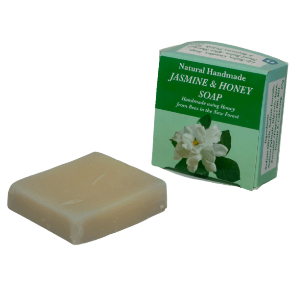 Jasmine Natural Handmade Soap with Honey Busy Bee Products