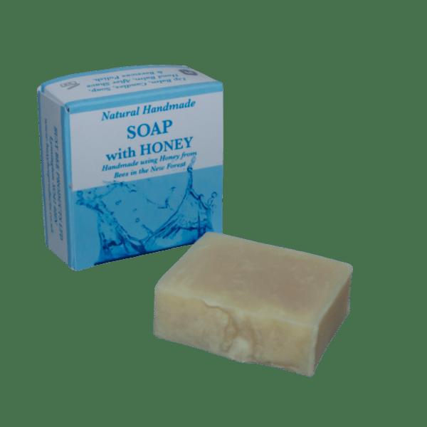 Natural Handmade Soap with Honey
