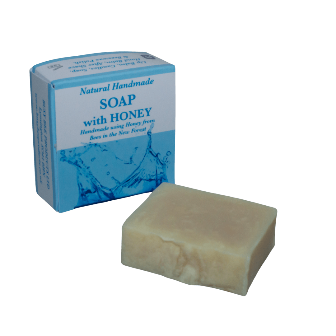 Natural Handmade Soap with Honey