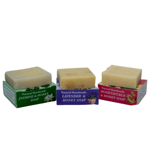 Save money on our soap with our soap bundle