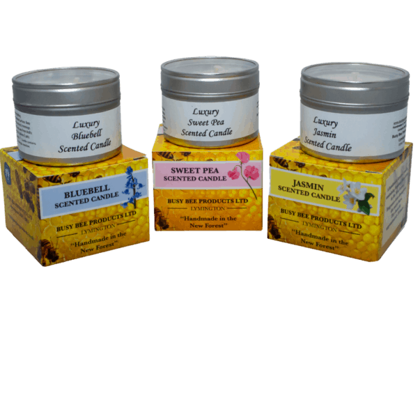 Scented candle bundle